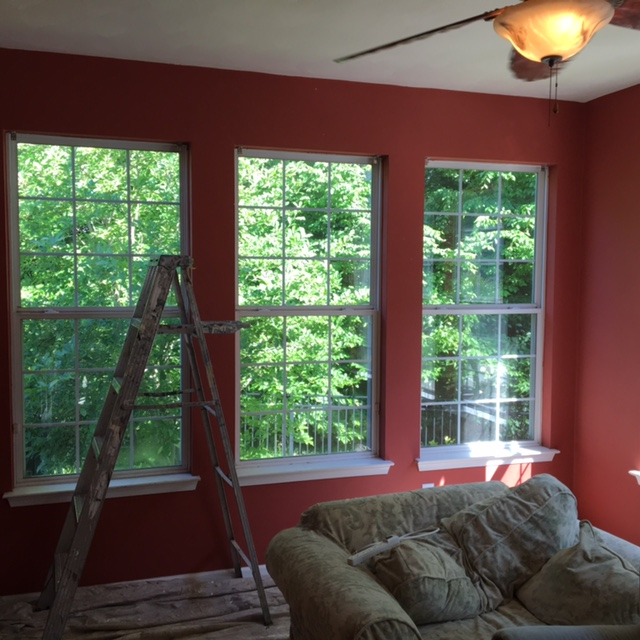 interior painters Virginia Beach