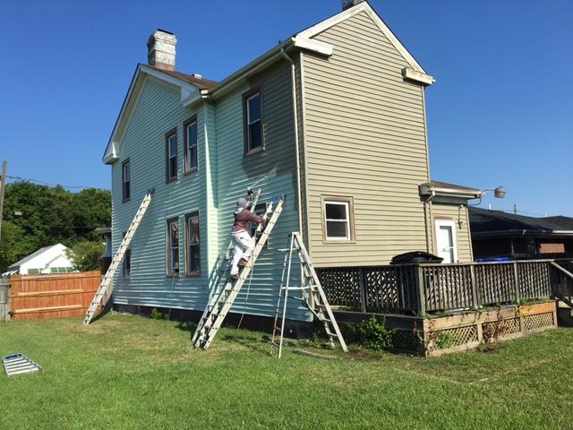 exterior painters Norfolk