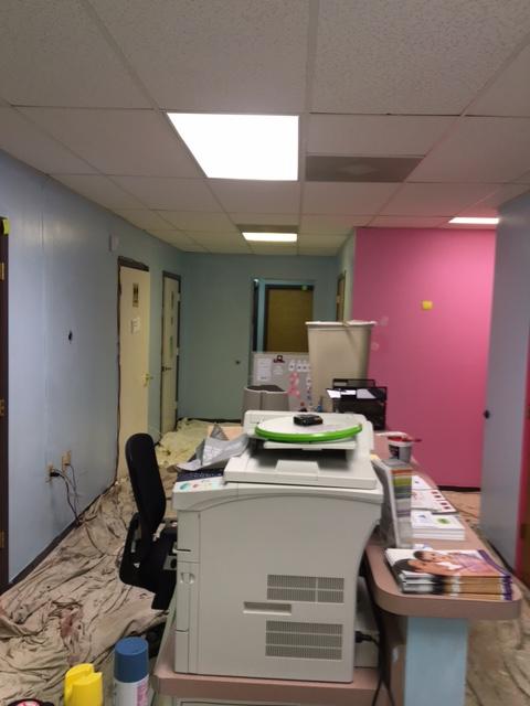 interior paint contractor