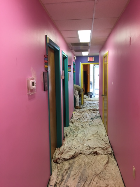 commercial interior painters